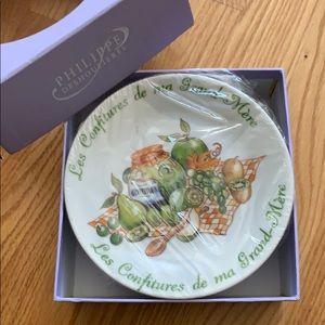 Philippe Deshoulieres EXQUISITE cocktail plates